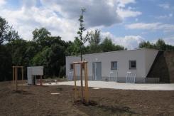 Čistírna odpadních vod pro Obytný soubor Čakovický park